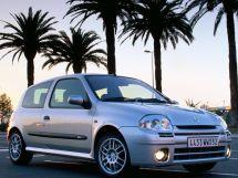 Renault Clio 1998, хэтчбек 3 дв., 2 поколение, CB