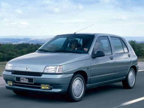 Renault Clio (B57) 05.1990 - 02.1994
