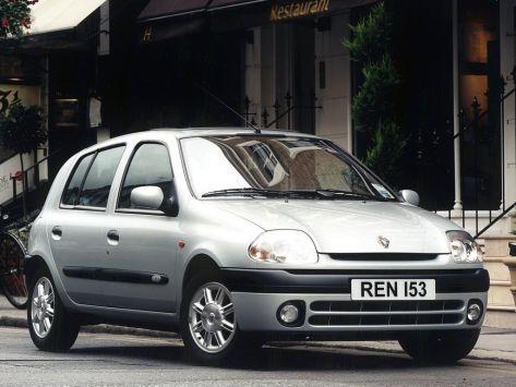 Renault Clio (BB) 09.1998 - 05.2001