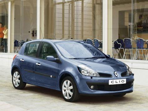 Renault Clio (BR) 05.2005 - 03.2009