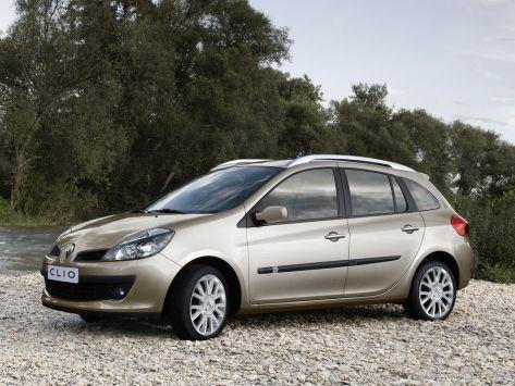 Renault Clio (KR) 09.2007 - 03.2009
