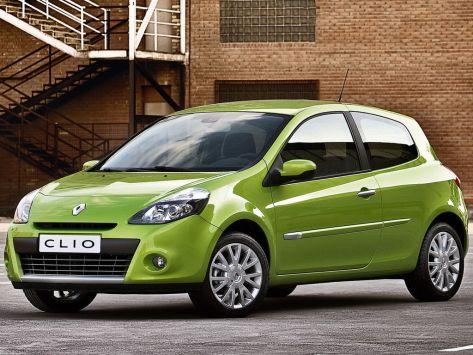 Renault Clio (CR) 04.2009 - 03.2013