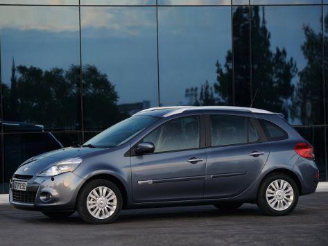 Renault Clio (KR) 04.2009 - 03.2013
