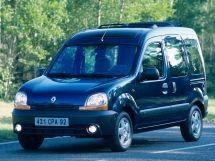 Renault Kangoo 1997, минивэн, 1 поколение, KC