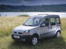 Renault Kangoo рестайлинг 2003, минивэн, 1 поколение