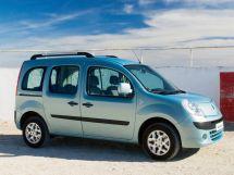 Renault Kangoo 2007, минивэн, 2 поколение, X61