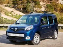 Renault Kangoo рестайлинг 2013, минивэн, 2 поколение, X61
