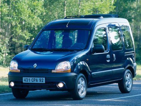 Renault Kangoo (KC) 10.1997 - 03.2003