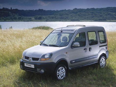 Renault Kangoo  04.2003 - 12.2007