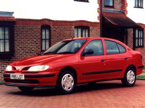 Renault Megane  09.1996 - 02.1999