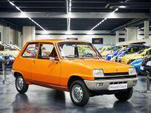 Renault R5 1972, хэтчбек 3 дв., 1 поколение, 122