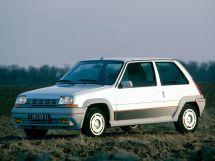 Renault R5 1984, хэтчбек 3 дв., 2 поколение, C40
