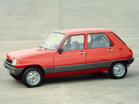 Renault R5 (139) 06.1979 - 08.1984