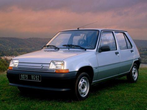 Renault R5 (B40) 09.1984 - 11.1996