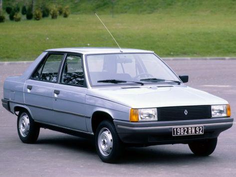 Renault R9 (L42) 09.1981 - 09.1986