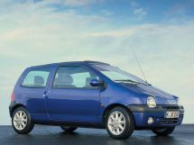 Renault Twingo рестайлинг 1998, хэтчбек 3 дв., 1 поколение, C06