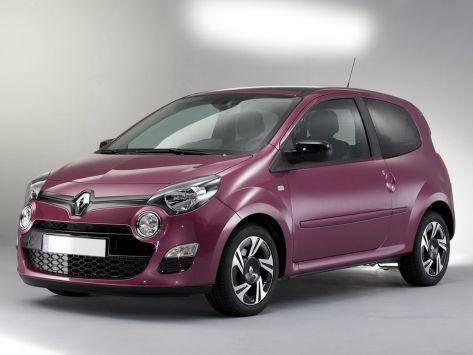 Renault Twingo (CN0) 02.2012 - 08.2014