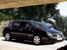 Renault Vel Satis рестайлинг 2005, хэтчбек 5 дв., 1 поколение, BJ0