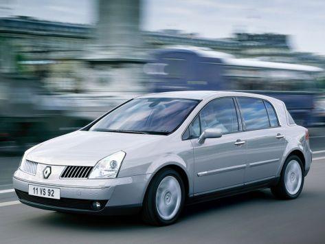 Renault Vel Satis (BJ0) 03.2001 - 03.2005