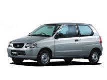 Suzuki Alto рестайлинг 2000, хэтчбек 3 дв., 5 поколение