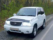 Suzuki Escudo рестайлинг, 2 поколение, 04.2000 - 10.2002, Джип/SUV 3 дв.