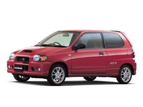 Suzuki Works  10.1998 - 12.2000