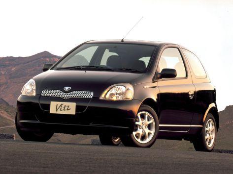 Toyota Vitz (XP10) 01.1999 - 11.2001