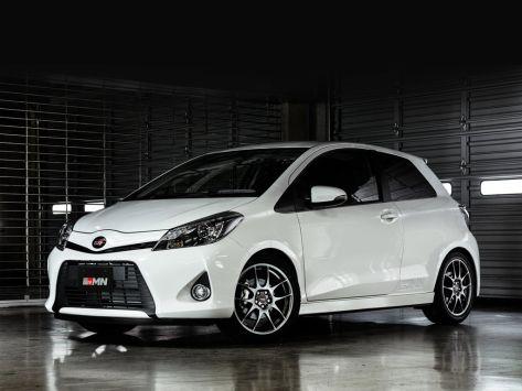 Toyota Vitz (XP130) 09.2013 - 03.2014