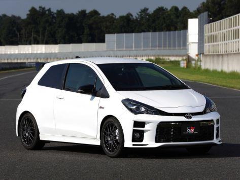 Toyota Vitz  04.2018 - 12.2018