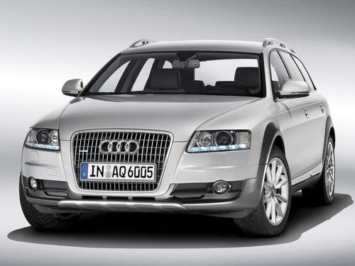 Audi A6 allroad quattro 2008 - 2011