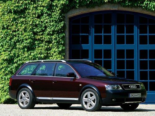Audi A6 allroad quattro 2001 - 2005