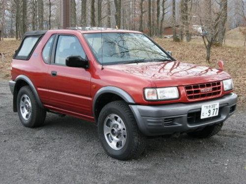 Isuzu MU 2000 - 2002