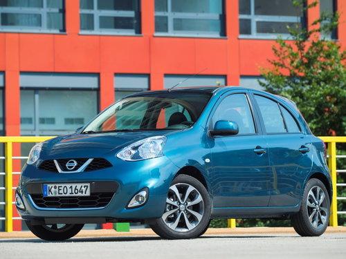 Nissan Micra 2013 - 2017