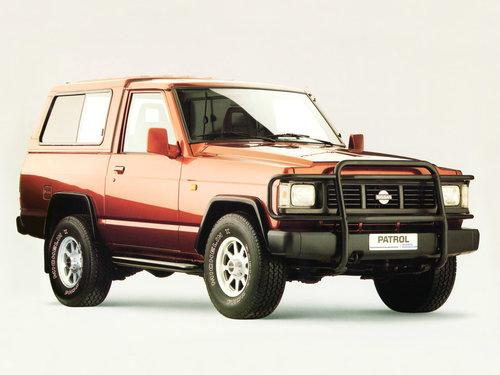 Nissan Patrol 1986 - 1994