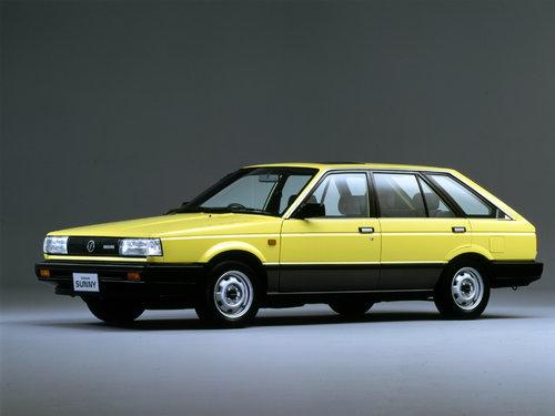 Nissan Sunny California 1985 - 1987