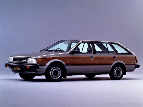 Nissan Sunny California 1983 - 1985