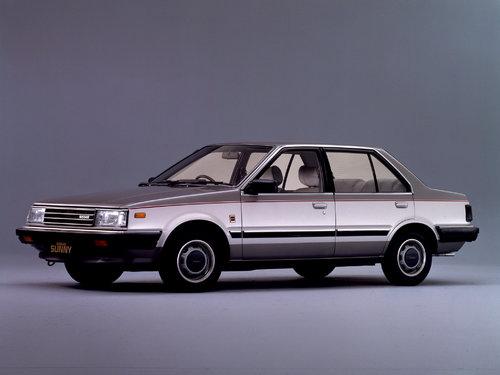 Nissan Sunny 1983 - 1985