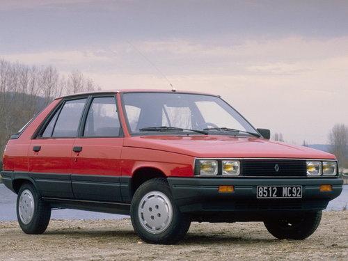 Renault 11 1983 - 1986