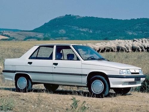 Renault R9 1986 - 1988