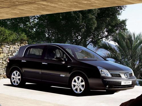 Renault Vel Satis 2005 - 2009