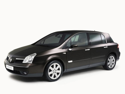 Renault Vel Satis 2005 - 2008