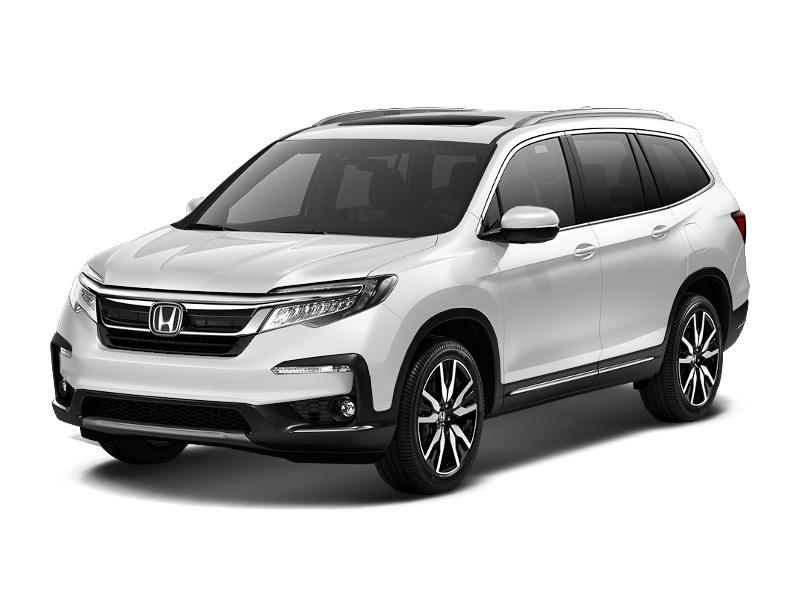 Honda Pilot, 2019 год, 3 919 900 руб.