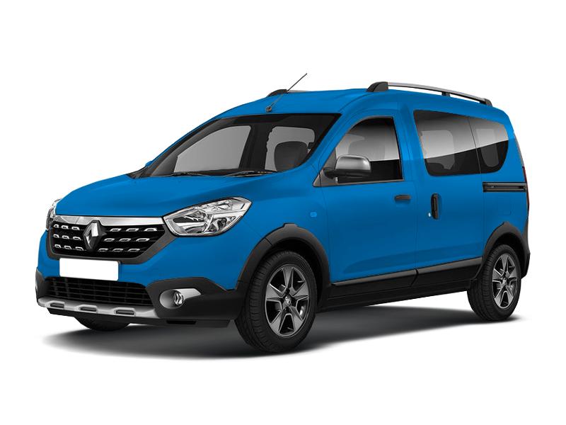 Renault Dokker Stepway, 2019 год, 1 200 000 руб.