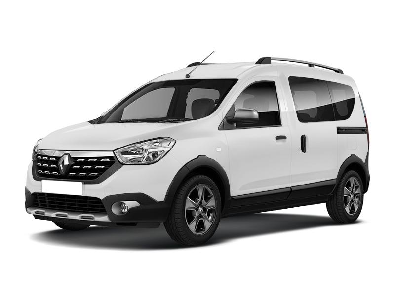 Renault Dokker Stepway, 2019 год, 1 072 980 руб.