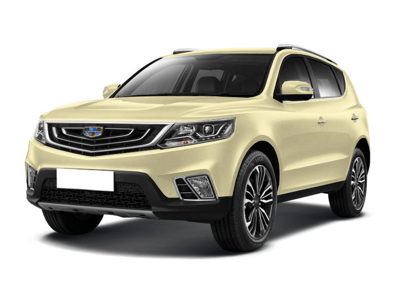 Geely Emgrand X7, 2019 год, 1 334 990 руб.