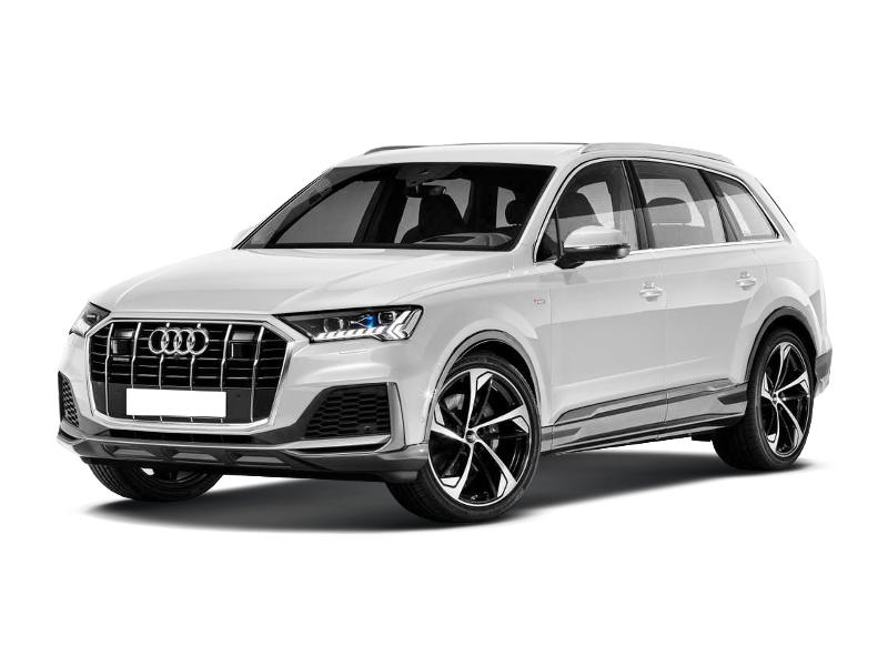 Audi Q7, 2020 год, 5 756 200 руб.