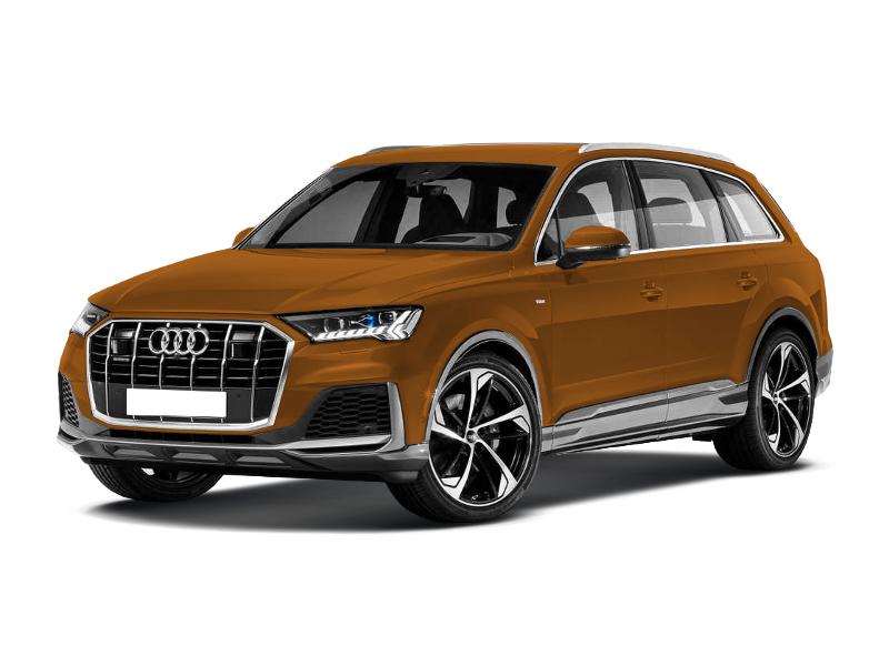 Audi Q7, 2020 год, 6 492 000 руб.