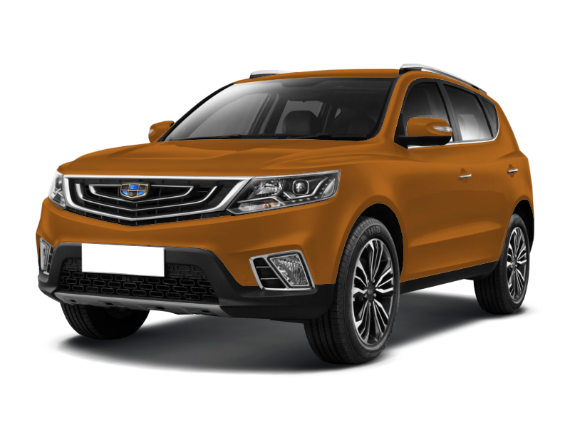 Geely Emgrand X7, 2019 год, 1 335 000 руб.