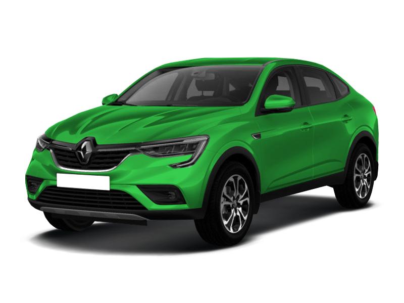 Renault Arkana, 2019 год, 1 553 970 руб.
