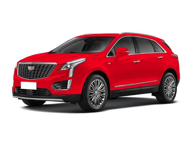 Cadillac XT5, 2020 год, 3 530 000 руб.